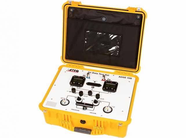 Pitot Veya Statik Test Cihazi 550