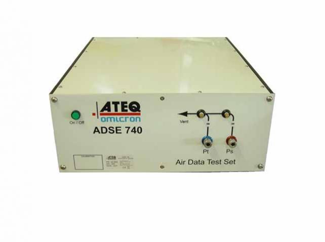 Adse 740 Pitot / Statik Test Cihazi