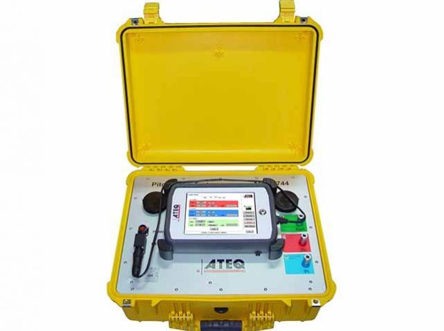 Adse 744 Pitot / Statik Test Cihazi