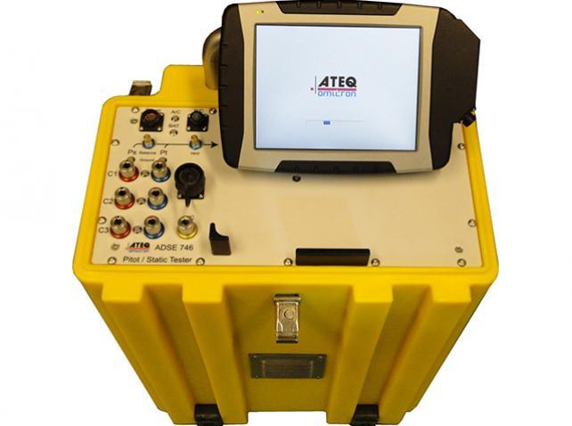 Adse 746 Pitot / Statik Test Cihazi