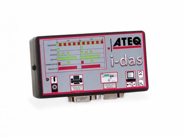 I-DAS: Data acquisition storage